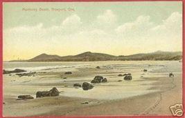 NEWPORT OREGON Monterey Beach OR Postcard - $9.99