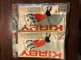 Lot of 2 Kirby Style 2 Vacuum Cleaner Bags  6 pcs per bag 12 total PCs - $11.88