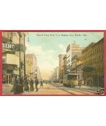 Toledo Ohio Postcard Summit Street Car 1910 BJs - $6.50