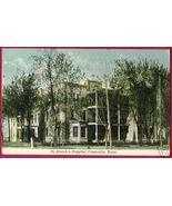 CONCORDIA KANSAS St Josephs Hospital 1911 KS - $8.00