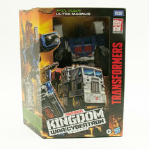 Transformers War for Cybertron Kingdom Leader Ultra Magnus | IN STOCK - $78.39