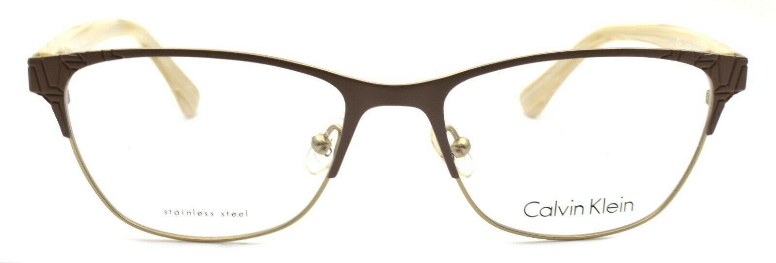 Calvin Klein CK5413 209 Women's Eyeglasses Frames 52-17-135 Beige