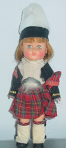 Vintage Vogue Ginny Doll Scotland Scottish Vinyl 1972 all original - $4.99