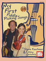 My First FIddle Picking Songs/Book w/CD  - $15.99