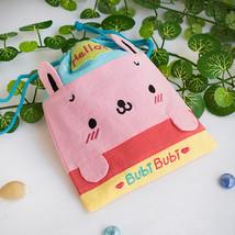 [Bubi Bunny] Draw String Bag (6.7*8.5) - $9.99