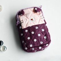 [Little Cat] Wallet PursePouch Bag (2.8 X 4.7 X 0.98 inches) - $10.99