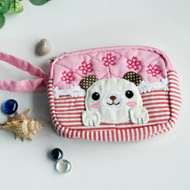 [Sweet Dog] Wallet PursePouch Bag (5.1 X 3.9 X 1.1 inches) - $10.99