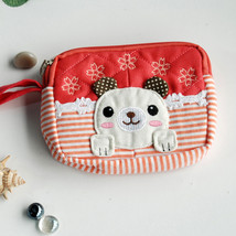 [Energetic Dog] Wallet PursePouch Bag (5.1 X 3.9 X 1.1 inches) - $10.99