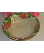 """New Franciscan Desert Rose 9"""" Bowl Fruit Salad Vegtable Soup Potato Serv... - $15.29"""