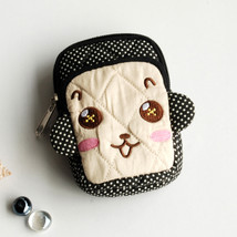 [Lively Monkey] Wallet PursePouch Bag (2.9 X 4.7 X 0.98 inches) - $10.99