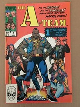 The A-Team #1 1984 Marvel Comic Book VF Condition / MR T - $5.45