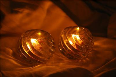 Partylite  **Illusions Pair**  Party Light