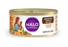 Holistic Grain Free Natural Wet Cat Food For Adult Cats Chicken  3-oz Ca... - $30.60