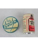 Vintage Vicks Formula 44-D Cough Medicine Free Trial Sample unopened Sat... - $19.79
