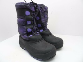 Kamik Kid's Moonracer Cold Weather Winter Boot Lavender Size 6M - $24.93