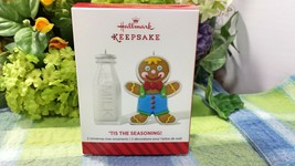 Hallmark Tis the seasoning ornament 2014 baking ornament - $12.75