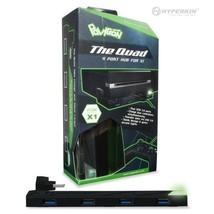 """Xbox One """"The Quad"""" 4-Port USB 3.0 Hub - $24.70"""