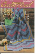 Annie's Crochet To Go Magazine~# 118 - $5.00