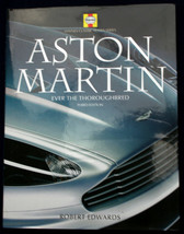 ASTON MARTIN: EVER THE THOROUGHBRED Haynes Classic Makes Rob't Edwards 3... - $17.96