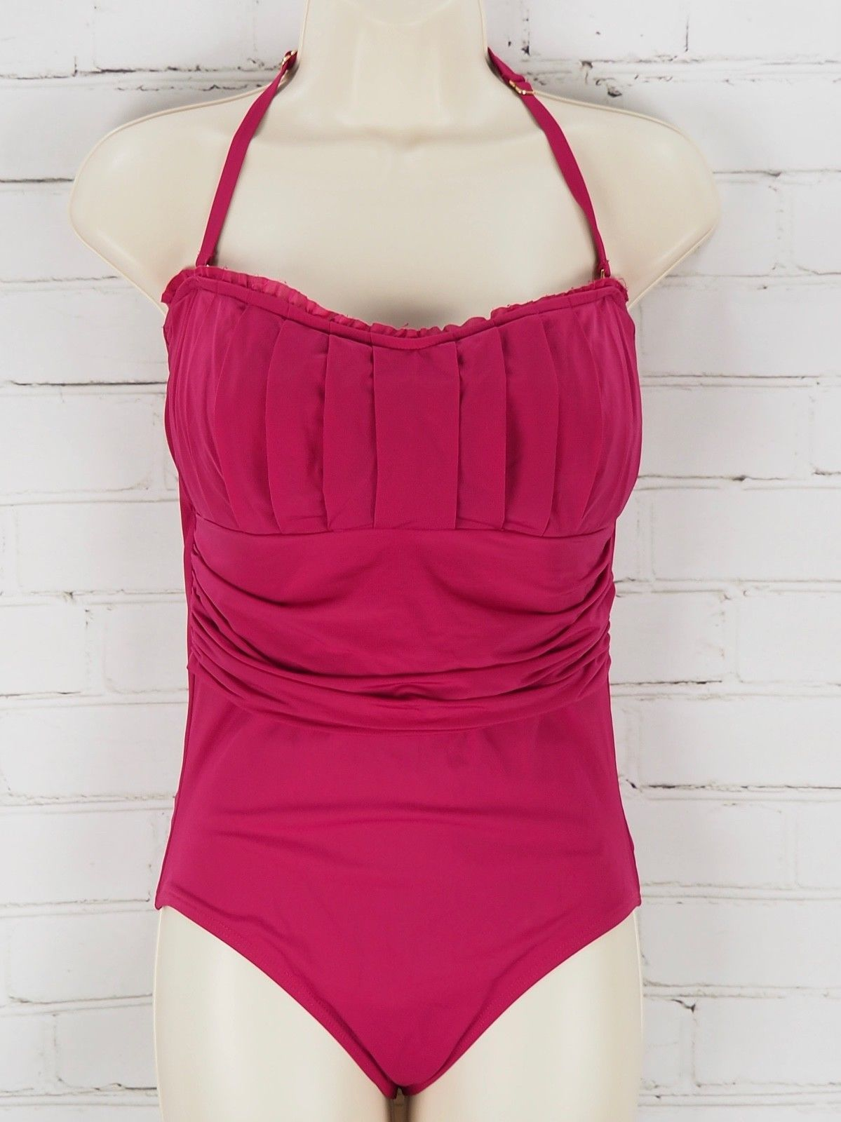 4dc7d38bd5569 SPANX One Piece Swimsuit Ruched/Flattering and 50 similar items