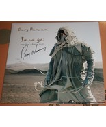 GARY NUMAN~SaVaGe~ SIGNED Songs from a Broken World~ NEAR MINT! Double A... - $135.76