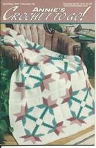 Annie's Crochet To Go Magazine~# 116 - $5.00