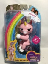 Fingerlings Gemma  Baby Unicorn #3707 Interactive Pet  - $14.54