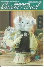 Annie's Crochet To Go Magazine~# 115 - $5.00