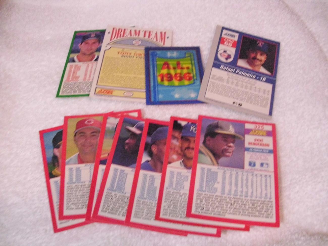 Baseball Trading Card Lot #3