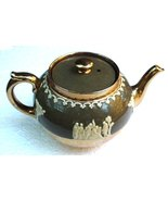 Old Gibson's English Pottery Wedgwood Style Teapot - $35.00