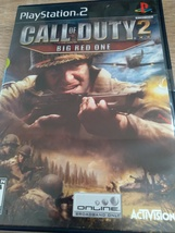 Sony PS2 Call Of Duty 2: Big Red One image 1