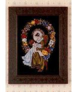 Lady Of The Thread cross stitch Lavendar & Lace Marilyn Leavitt-Imblum - $10.80