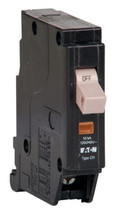 Eaton CH 20 Amp 1-Pole Circuit Breaker with Trip Flag - $16.95