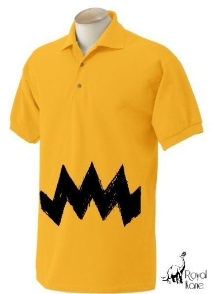 Primary image for Father and Son Combo Special Retro Charlie Yellow Zig Zag Po