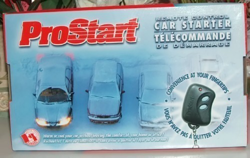 Primary image for Remote Car Starter by ProStart