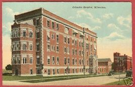 Milwaukee Wi Columbia Hospital Wisconsin - $8.00
