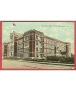 MILWAUKEE WI Riverside High School Wisconsin - $7.50