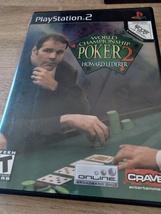 Sony PS2 World Championship Poker 2 image 1