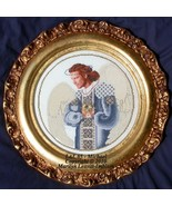 Michael cross stitch Lavendar & Lace Marilyn Leavitt-Imblum - $16.20