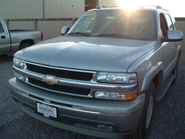 2005 Chevy Tahoe Rear Axle Assembly 3.23 Ratio Open - $891.00