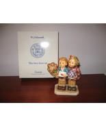 MI Hummel Figurine The Love Lives On 50 years - $100.00