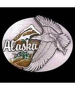 Sports Jewelry & AccessoriesSports Accessories - Alaska Eagle Enameled B... - $27.99