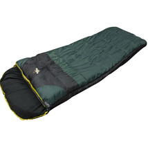 North 49 Icefield Plus 5 Sleeping Bag - Forest/ Black - $148.87