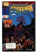 SPECTACULAR SPIDER-MAN #250-Green Goblin story-comic book - $22.35