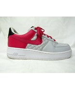 Nike Air Force 1 Womens Size 8 US Pink Berry Grey White 318769-061 AF-1 '82 - $61.26
