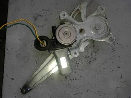 Passenger Right Rear Window Regulator Electric Fits 03-08 MATRIX 473629 - $106.92