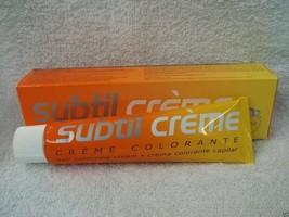 SUBTIL Creme Professional Hair Coloring Cream With Epaline ~ 2 fl oz ~ U Pick!!! image 2