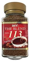 UCC The Blend Coffee 100g per Jar (Blend 113&118, 1 Jar Each) - $44.54