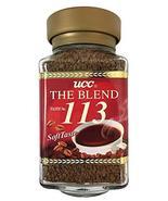UCC The Blend Coffee 100g per Jar (Blend 113&118, 1 Jar Each) - $44.54
