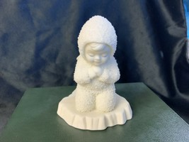 Dept 56 Winter Tales of Snowbabies Now I Lay Me Down To Sleep Figurine 6... - $15.00